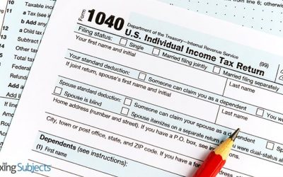 Get Started Now to Make Next Tax Season Easier
